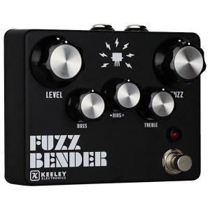 Keeley Electronics Fuzz Bender – Black