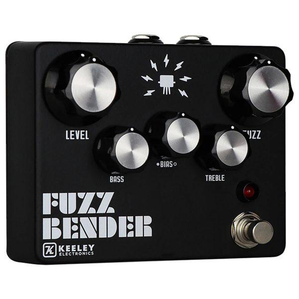 Keeley Electronics Fuzz Bender - Black