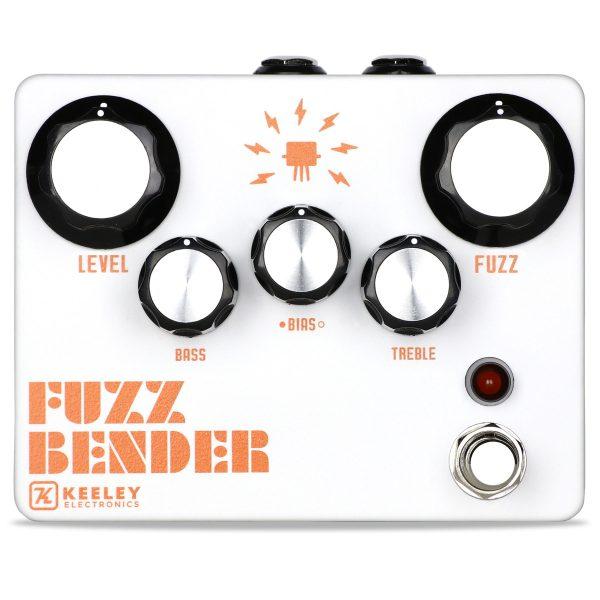 Keeley Electronics Fuzz Bender - White