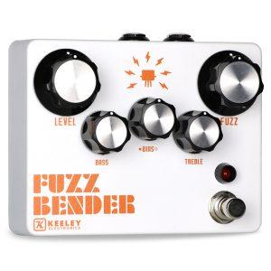 Keeley Electronics Fuzz Bender – White