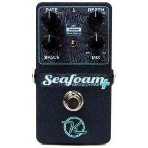 Keeley Electronics Seafoam Plus Chorus, Double Chorus, ADT