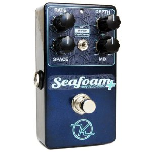 Keeley Electronics Seafoam Plus Chorus, Double Chorus, ADT