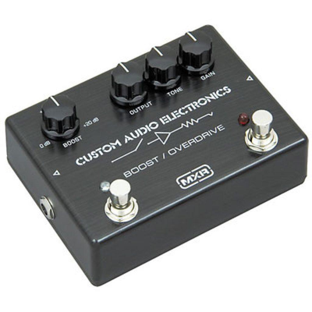 MXR CAE MC-402 Boost/Overdrive