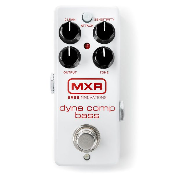 MXR M-282 Dyna Comp Bass