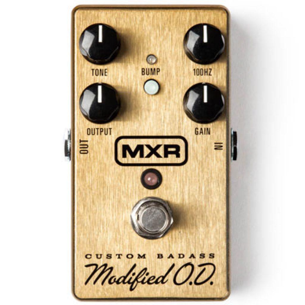 MXR M-77 Custom Badass Modified O.D.