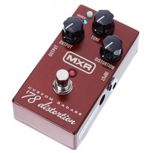 MXR M-78 Custom Badass '78 Distortion