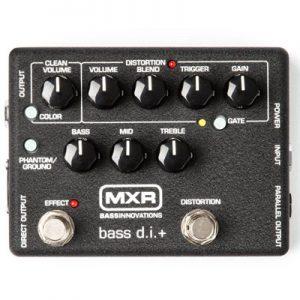 MXR M-80 Bass D.I.+
