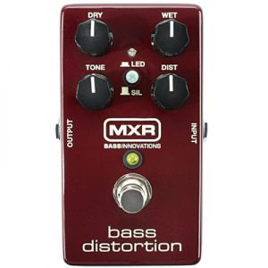 MXR M-85 Bass Distortion