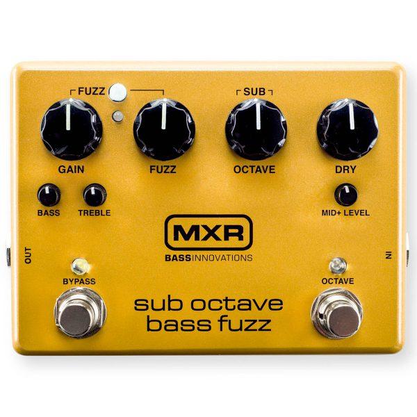 MXR M-287 Sub Octave Bass Fuzz