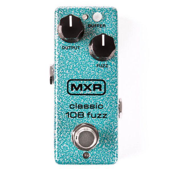 MXR M-296 Classic 108 Fuzz Mini