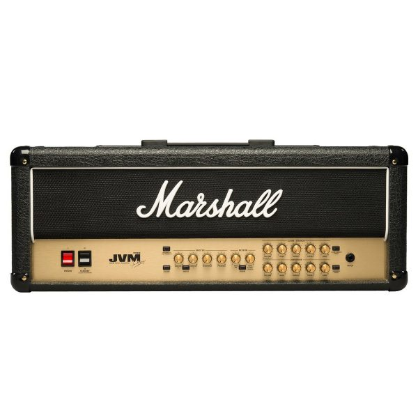Marshall JVM210H 100W All Valve 2 Channel Cabezal