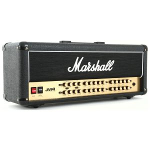 Marshall JVM410H 100W All Valve 4 Channel Cabezal