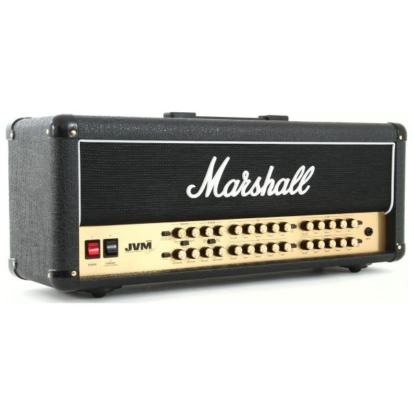 Marshall JVM410H 100W All Valve 4 Channel Cabezal