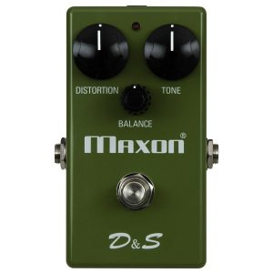 Maxon D&S Distortion & Sustainer