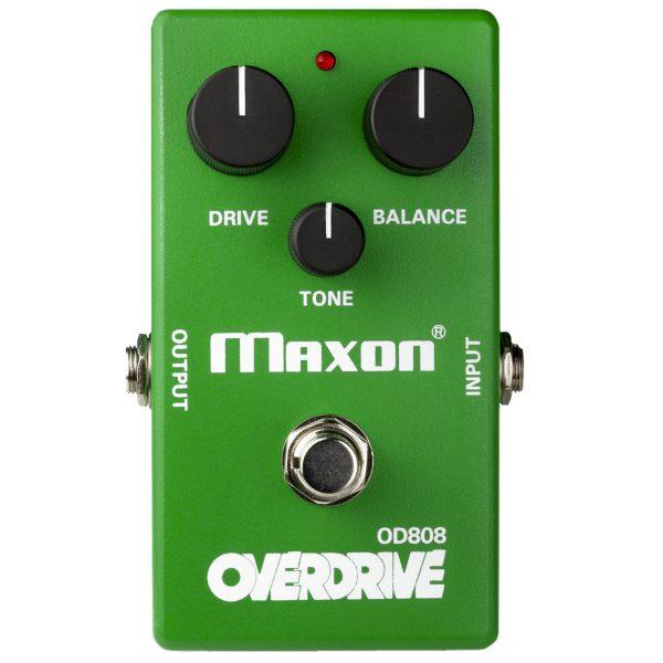 Maxon OD808 Limited Edition 40th Anniversary