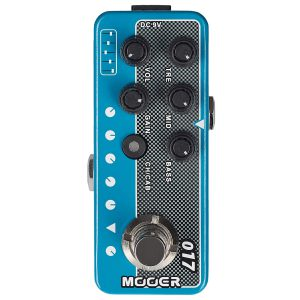 Mooer 017 Cali-MKIV