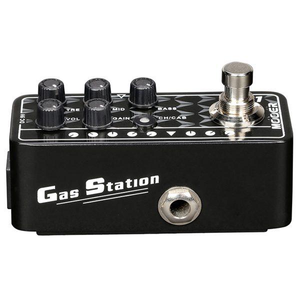 Mooer Gas Station