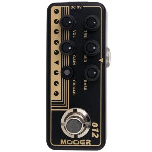 Mooer US GOLD 100