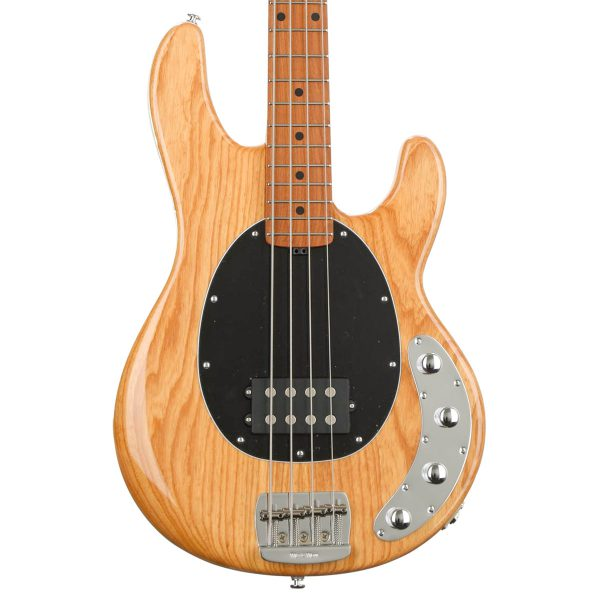 Ernie Ball Music Man StingRay Special - Classic Natural - Maple