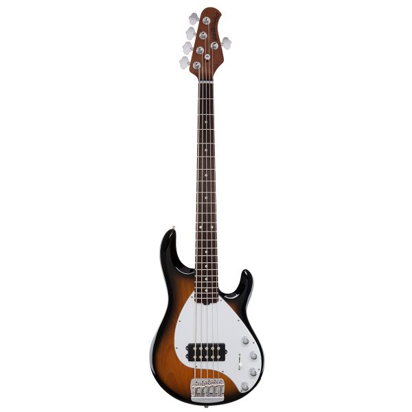 Ernie Ball Music Man StingRay5 Special - Vintage Tobacco - Rosewood