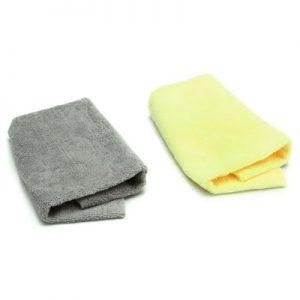 Music Nomad Edgeless Microfiber Drum Detailing Towels – 2 pack