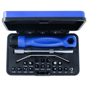 Music Nomad MN229 – Premium Guitar Tech Screwdriver and Wrench Set