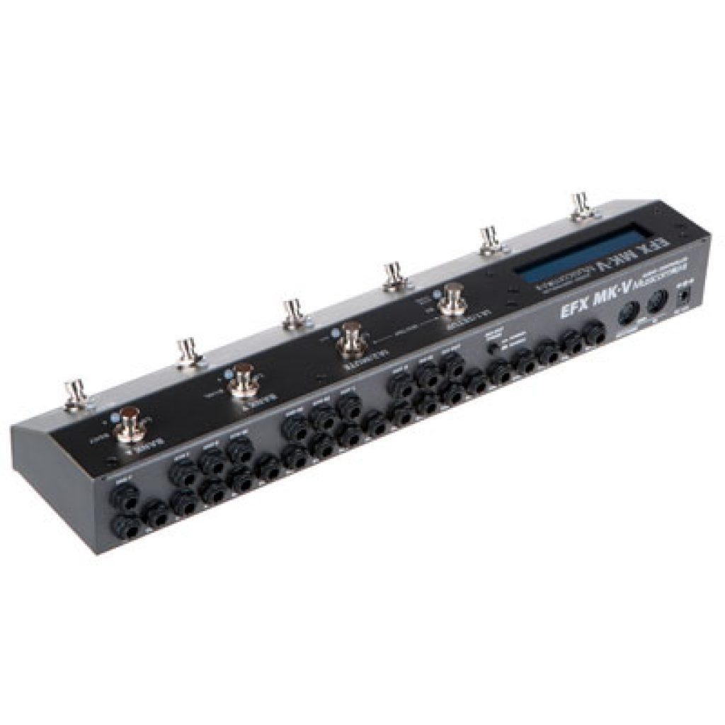 Musicom Lab EFX MK-V Switcher