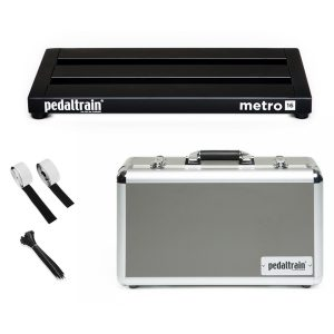 Pedaltrain Metro 16 con Hard Case