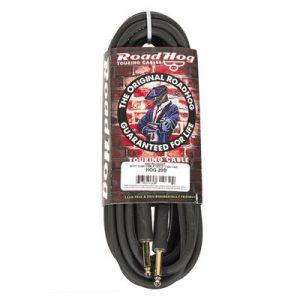 Road Hog HOG-20B Cable de Instrumento 6m