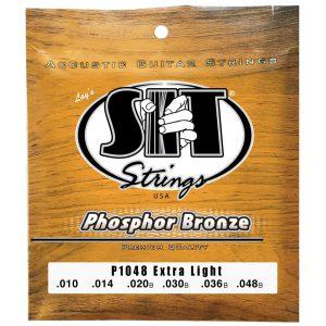 SIT Strings Phosphor Bronze Extra Light 10-48