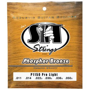 SIT Strings Phosphor Bronze Pro Light 11-50