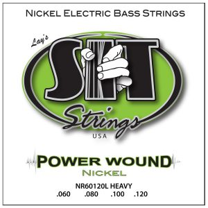 SIT Strings Power Wound Bass Nickel Heavy 60-120