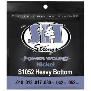 SIT Strings Power Wound Heavy Bottom 10-52