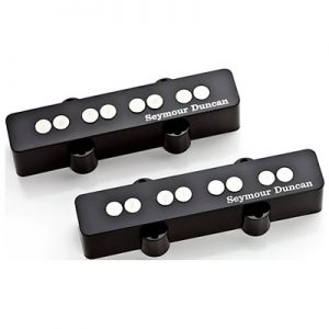 Seymour Duncan SJB-3s 4-String Quarter Pound Jazz set