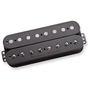 Seymour Duncan 8Str Distortion Brg Pmt, Blk