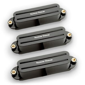 Seymour Duncan Hot Rails Set Strat – Black