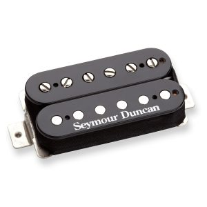Seymour Duncan SH-6n Duncan Distortion Humbucker Neck Black