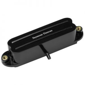 Seymour Duncan SHR-1n Hot Rails for Strat Blk