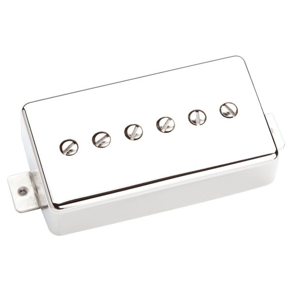 Seymour Duncan SPH90-1B Phat Cat Nickel Cover