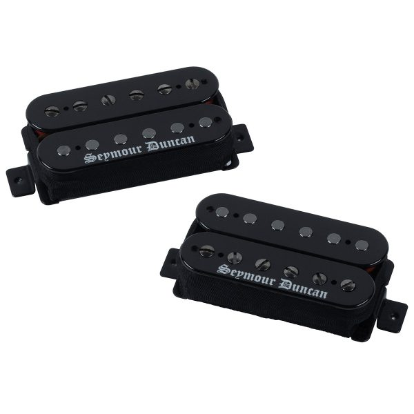 Seymour Duncan Set Black Winter