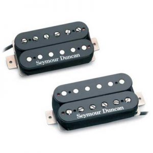 Seymour Duncan Set SH-4, SH-2n (JB / Jazz - Hot Rodded HB Set)
