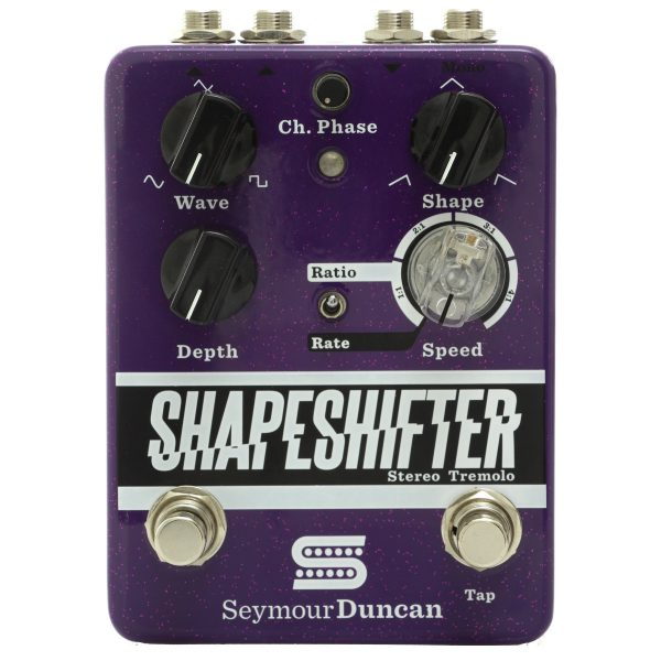 Seymour Duncan Shape Shifter Stereo Tremolo Pedal