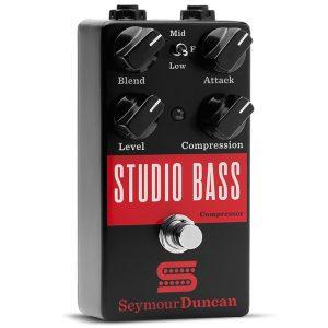 Seymour Duncan Studio Bass Compressor Pedal