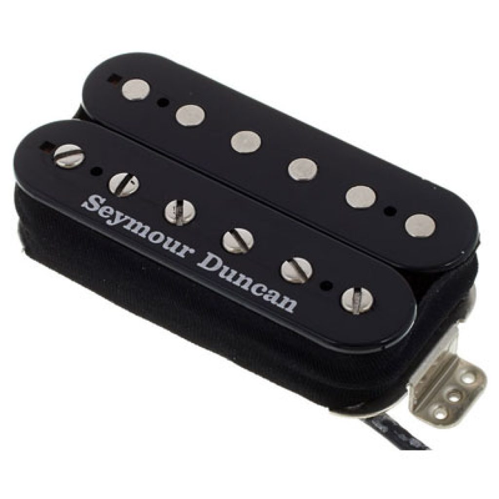 Seymour Duncan TB-6 Duncan Distortion Trembucker Bridge Black