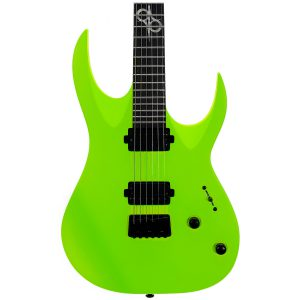 Solar Guitars A2.6LN Lemon Neon Matte Mahogany