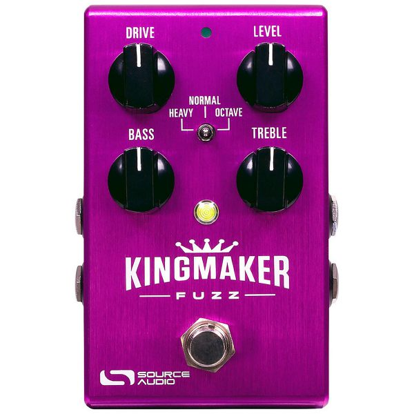 Source Audio One Series Kingmaker Fuzz