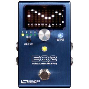 Source Audio EQ2 Programmable EQ