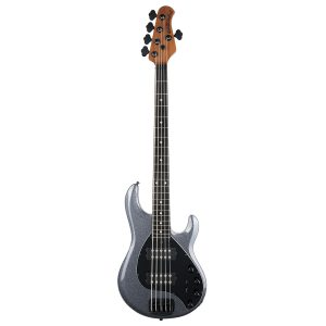 Ernie Ball Music Man StingRay5 HH Special – Charcoal Sparkle – Ebony