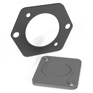 Temple Audio Micro Module Punched Plate
