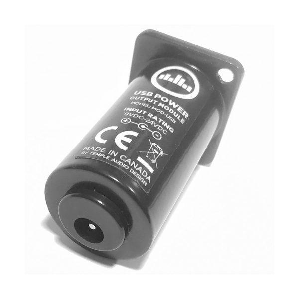 Temple Audio USB Power Output Module